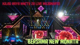 Gambar cover KILAU RAYA 28 MNCTV LIVE MOJOKERTO ( BERSAMA NEW MONATA CAK SODIQ)