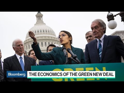 The Economics of Ocasio-Cortez's Green New Deal