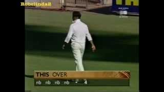 Deadly 10 ball over, Shoaib Akhtar vs Ricky Ponting INSANE SPEED