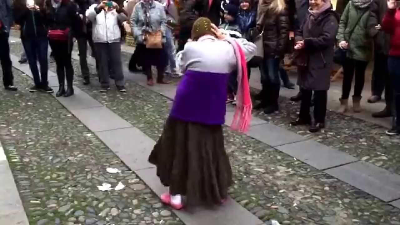 Anna la pazza al balon torino un mito del borgo youtube for Balon torino