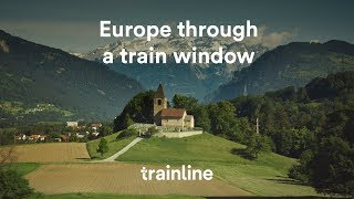 Travel by train in Europe with Trainline