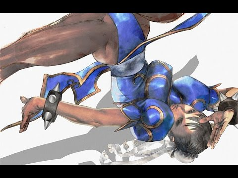 Street Fighter: Chun-li's Theme History