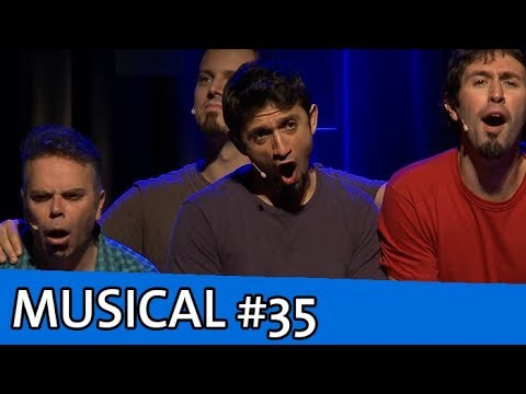 IMPROVÁVEL - MUSICAL IMPROVÁVEL #35