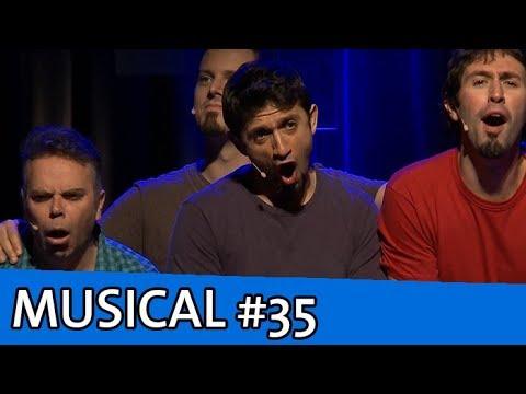 IMPROVÁVEL - MUSICAL IMPROVÁVEL #35