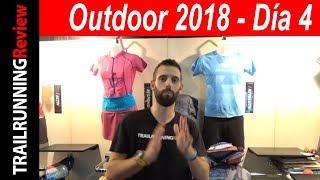 Outdoor 2018 - Novedades Trail Running 2019 - Día 4