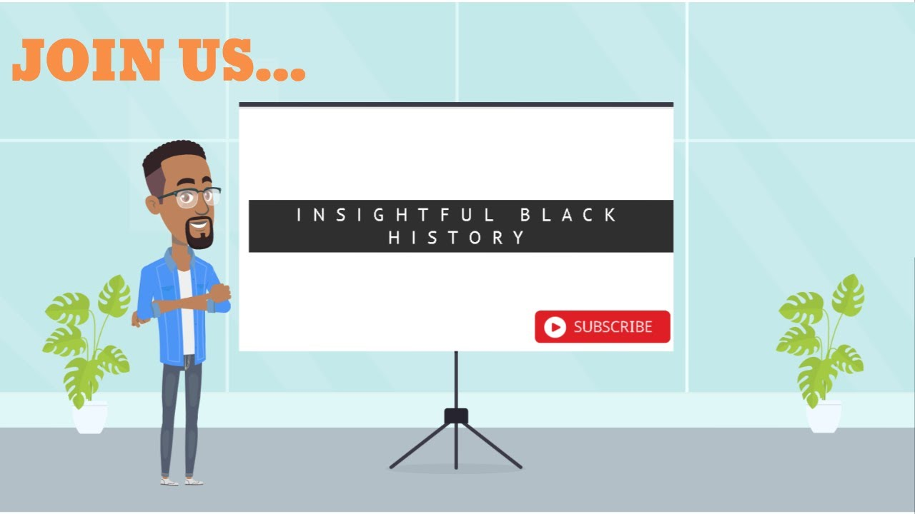 Insightful Black History (Black History Animated)