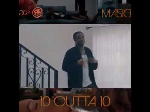 Masicka 10 Out A 10 Music Video