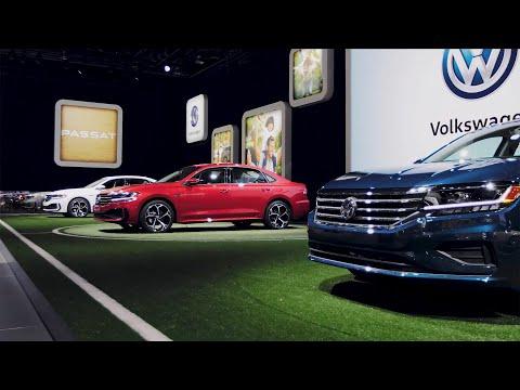 2019 Detroit Auto Show   VW Experience