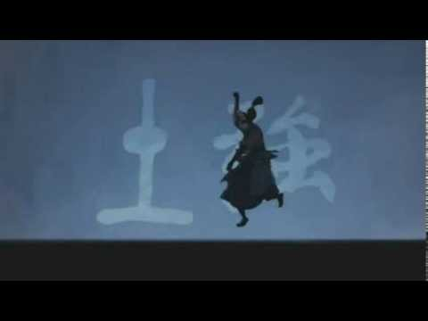 the legend of korra opening bending sequence avatar the last