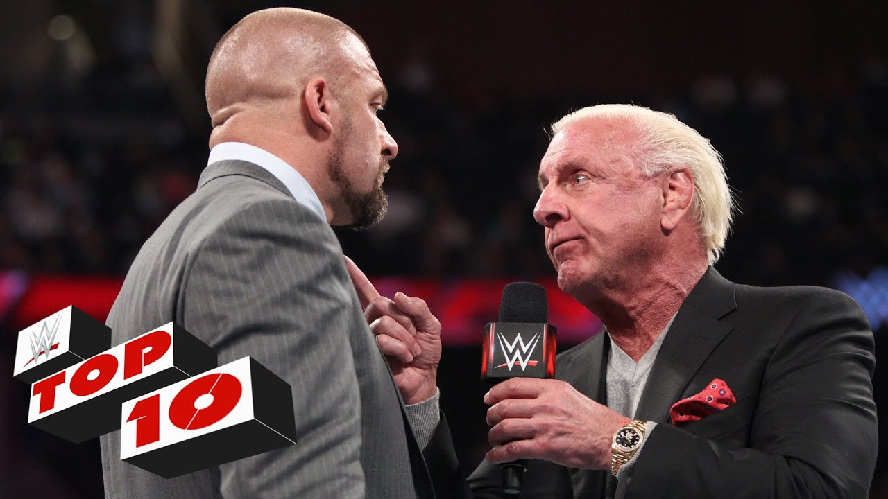 Download Top 10 WWE Raw moments: February 16, 2015