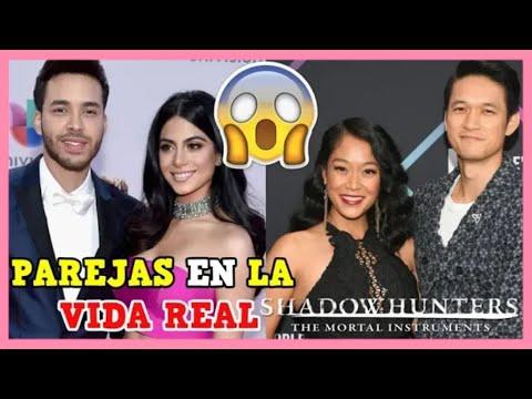 Shadowhunters PAREJAS DEL CAST EN LA VIDA REAL