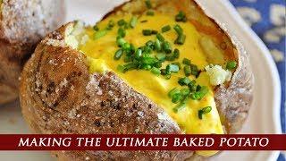 How To Make Crispy Baked Potatoes With Saffron Aioli