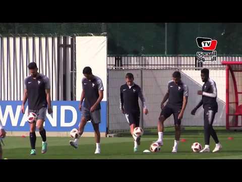 الاستعدادات النهائية للمنتخب الفرنسي قبل مواجهة كرواتيا في  نهائي كأس العالم  - نشر قبل 4 ساعة