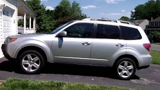 Replace Cabin Air Filter on 2010 Subaru Forester X Premium   YouTube 720p