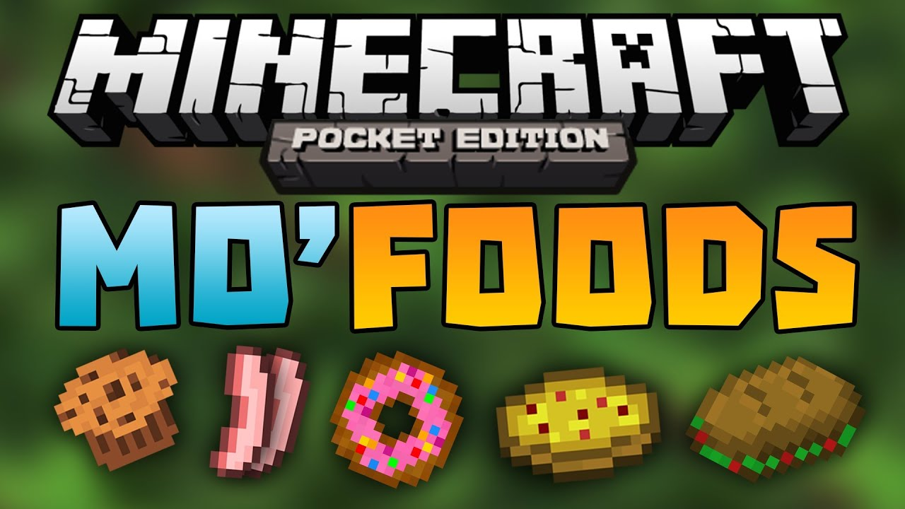Minecraft Party Food List