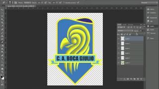 SpeedArt// Football Logo & Wallpaper By Meteora(Eccomi col mio secondo speed art :D stavolta è un lavoro che mi ha chiesto un mio amico, la prima versione è con i colori richiesti la seconda una mia versione ..., 2012-09-25T14:25:52.000Z)