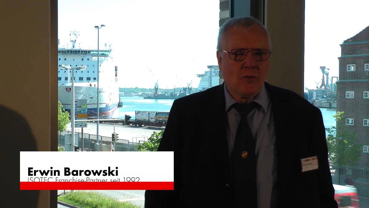 Favorit Interview mit erfahrenen ISOTEC-Franchise-Partnern - YouTube LQ13
