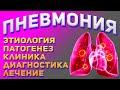 Пневмония - причины, симптомы, лечение