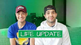 LIFE UPDATE - Песен, книга, нови проекти!