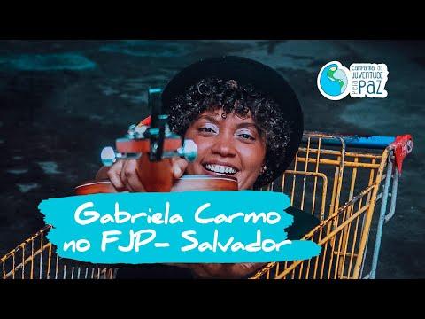 Gabriela Carmo: Reminiscência - FJP  Salvador, Brasil - 2019