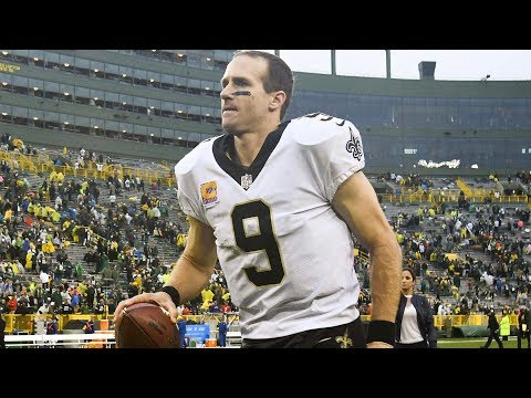 Drew Brees Shines As Saints Beat the Packers   Stadium