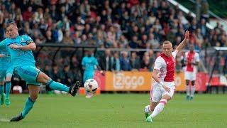 Noa Lang Vs Feyenoord O19 20/5/17