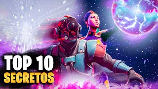 Top 10 Secretos Y Misterios Que Dejó El Evento Final De La Temporada 9 | Fortnite