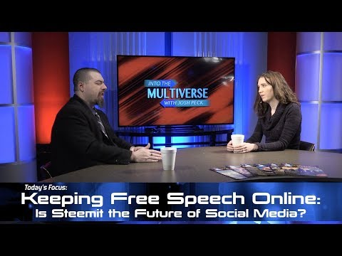 ItM 090: Keeping Free Speech Online - Is Steemit the Future of Social Media?