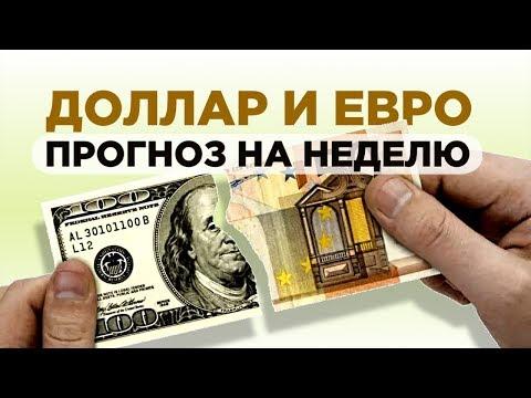 Курс доллара, евро, рубля: перспективы на неделю 15-21 апреля
