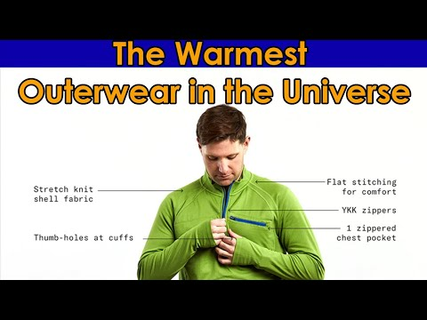 🔴The Warmest Outerwear In The Universe Powered By NASA®️ | Latest Inventions In Technology Field 🔵