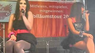 Queensberry - On my own Saarbrücken 03.10.10
