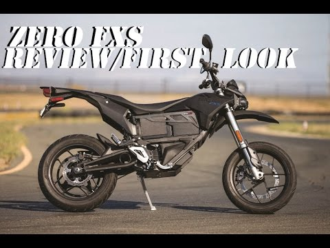Zero Fxs First Ride Review