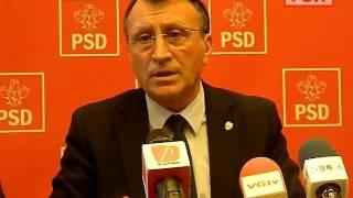 Senatorul PSD, Paul Stănescu, cere excluderea lui Mihai Chirica