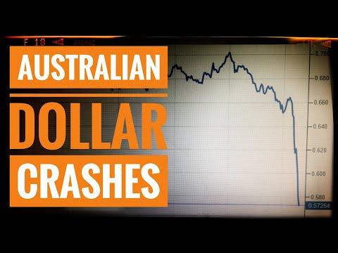 Australian Dollar Crashes