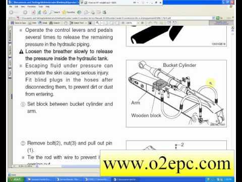 hyundai crawler excavators service manuals youtube rh youtube com Hyundai Excavator Hyundai Excavator