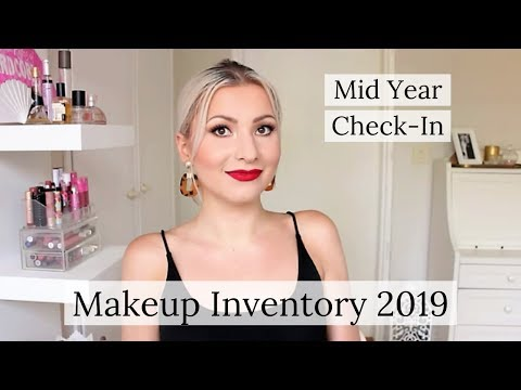 Makeup Inventory 2019   Mid Year Check-In thumbnail