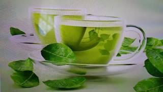 Травяной рецепт 3, о зеленом чае.
