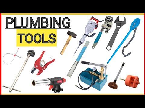 Plumbing Work Tools Name    Tools Plumber