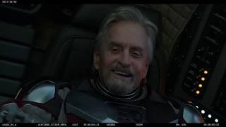 Ant-Man y la Avispa de Marvel | Gag reel | HD