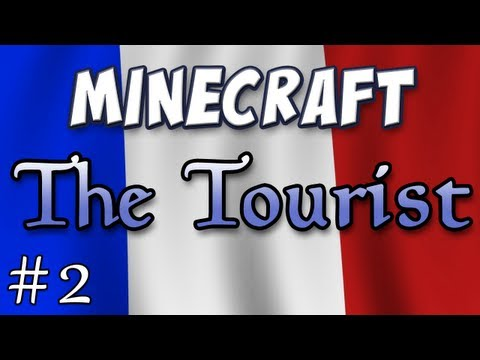 Minecraft - The Tourist - Part 2, The Organist