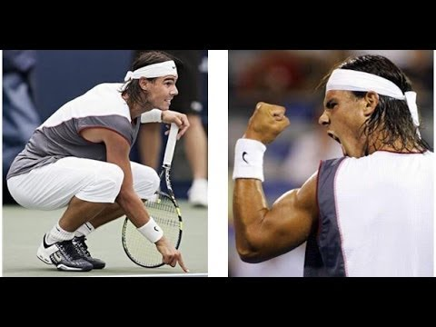Nadal vs Puerta Montreal 2005 QF Highlights
