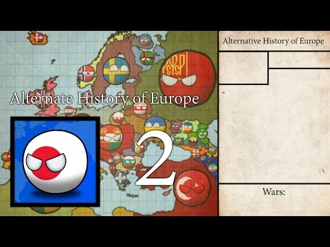 Collab: Alternate History of Europe Part 2 l A Changing Continent