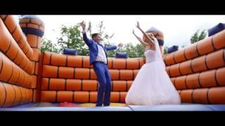 Романтичное свадебное видео г. Луганск