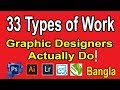 33 Types of Work Graphic Designers Actually Do (creative multimedia)