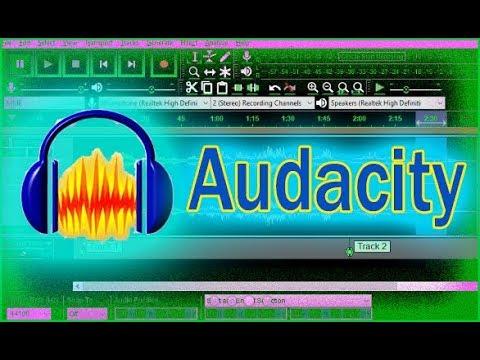 Как в Audacity сохранить в MP3