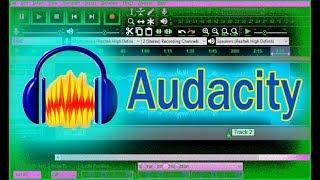 Скачать Как в Audacity сохранить в MP3