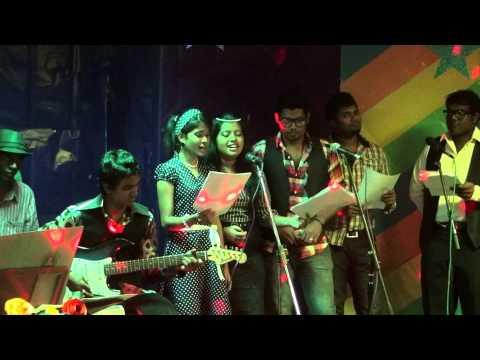 Mal Madahasa By Randhir ft Bathiya, Umaria (Cover By Retro @ Metro)