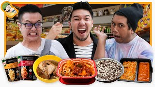 Food King Singapore: $2.50 vs $22.80 Instant Food!