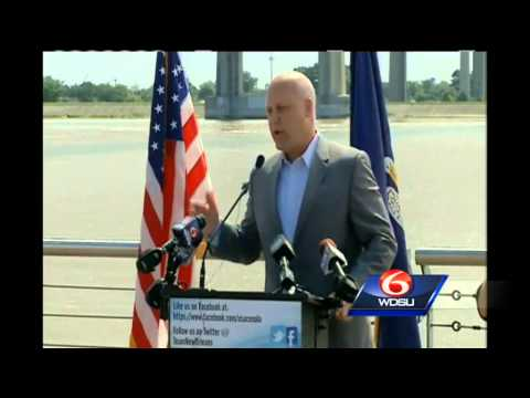 Mayor Landrieu, area leaders discuss hurricane preparedness in southeast Louisiana
