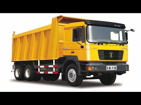 Мультфильм про грузовики машины